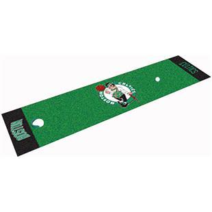 Fan Mats Boston Celtics Putting Green Mat