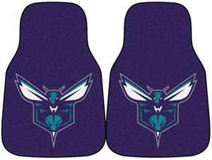 Fan Mats Charlotte Hornets Carpet Car Mat