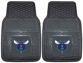 Fan Mats Charlotte Hornets Car Mats (set)