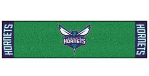 Fan Mats Charlotte Hornets Putting Green Mat