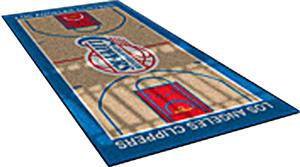Fan Mats LA Clippers Large Basketball Runner