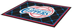 Fan Mats Los Angeles Clippers 5x8 Rug