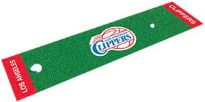 Fan Mats Los Angeles Clippers Putting Green Mat