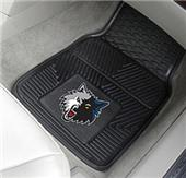 Fan Mats Minnesota Timberwolves Car Mats (set)