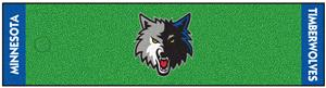 Fan Mats Minnesota Timberwolves Putting Green Mat