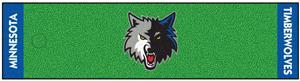 Fan Mats Minnesota Timberwolves Putting Green Mat
