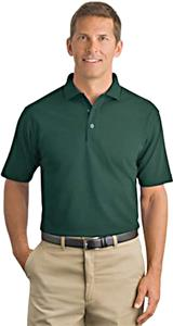 CornerStone Mens Industrial Pocketless Pique Polo