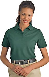 CornerStone Lady Industrial Pocketless Pique Polo