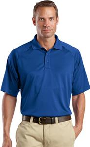 CornerStone Mens Select Snag-Proof Tactical Polo - Soccer ...