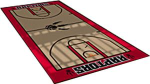 Fan Mats Toronto Raptors Large Basketball Runner