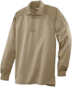 CornerStone Men LS Select Snag-Proof Tactical Polo