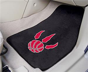 Fan Mats Toronto Raptors Carpet Car Mats