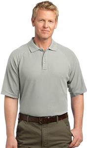 CornerStone Mens EZCotton Tactical Polo