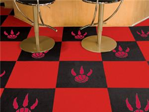 Fan Mats Toronto Raptors Team Carpet Tiles