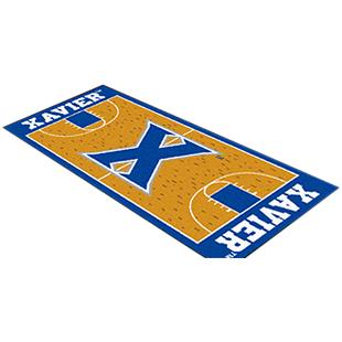 Fan Mats Xavier University Basketball Runner