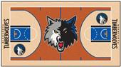 Minnesota Timberwolves Basketball Court Runner