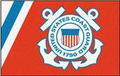 Fan Mats United States Coast Guard Ulti-Mat