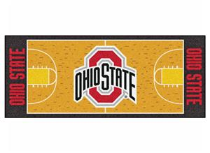 Fan Mats Ohio State University Basketball Runner