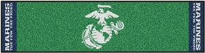 Fan Mats United States Marines Putting Green Mat