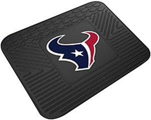 Fan Mats Houston Texans Vinyl Utility Mats
