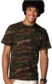 Anvil Men's Heavyweight Camouflage T-Shirts