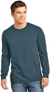 District Young Men's Long Sleeve Concert Tee