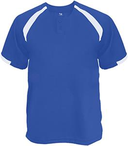Badger Sport Youth Baseball Competitor Placket