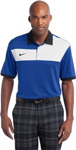 Nike Golf Mens Dri-FIT Sport Colorblock Polo