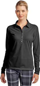 Nike Golf Women's LS Dri-FIT Stretch Tech Polos