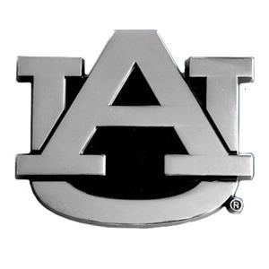 Fan Mats Auburn University Chrome Vehicle Emblem
