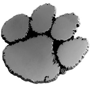 Fan Mats Clemson University Chrome Vehicle Emblem