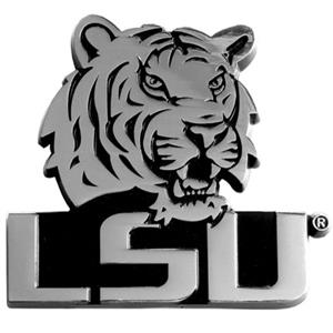 Fan Mats Louisiana State University Vehicle Emblem