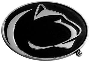 Fan Mats Penn State Chrome Vehicle Emblem