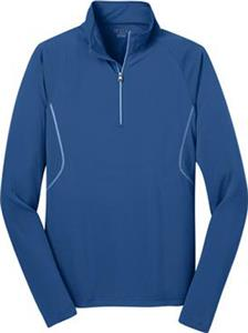 Ogio Mens Leveler 1/4-Zip Shirt