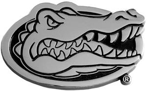 Fan Mats Univ. of Florida Chrome Vehicle Emblem