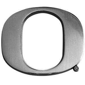 Fan Mats Univ. of Oregon Chrome Vehicle Emblem