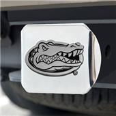 Fan Mats University of Florida Chrome Hitch Cover
