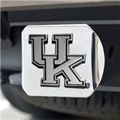 Fan Mats University of Kentucky Chrome Hitch Cover