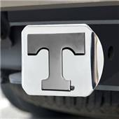 Fan Mats Univ. of Tennessee Chrome Hitch Cover