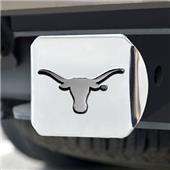 Fan Mats University of Texas Chrome Hitch Cover