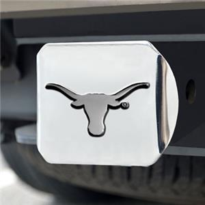 Fan Mats University of Texas Chrome Hitch Cover