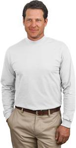Port & Company Mens Mock Turtleneck