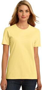 Port & Company Ladies' Organic Cotton T-Shirt