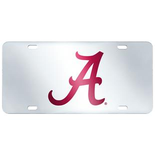 Fan Mats University of Alabama License Plate