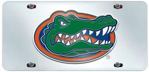Fan Mats Univ. of Florida License Plate Inlaid