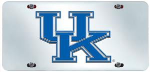 Fan Mats Univ. of Kentucky License Plate Inlaid