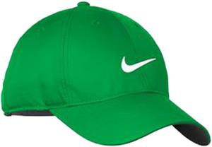 Nike Golf Dri-FIT Swoosh Front Caps