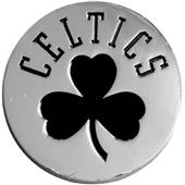 Fan Mats Boston Celtics Chrome Vehicle Emblem
