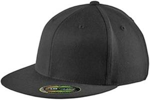 Port Authority Adult Flexfit Flat Bill Cap
