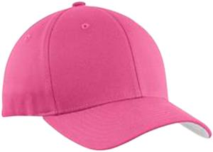 Port Authority Adult Flexfit Cotton Twill Cap